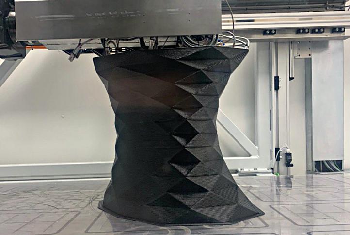 Colossus 3д-принтер